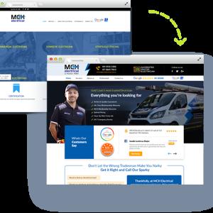 Website Transformation